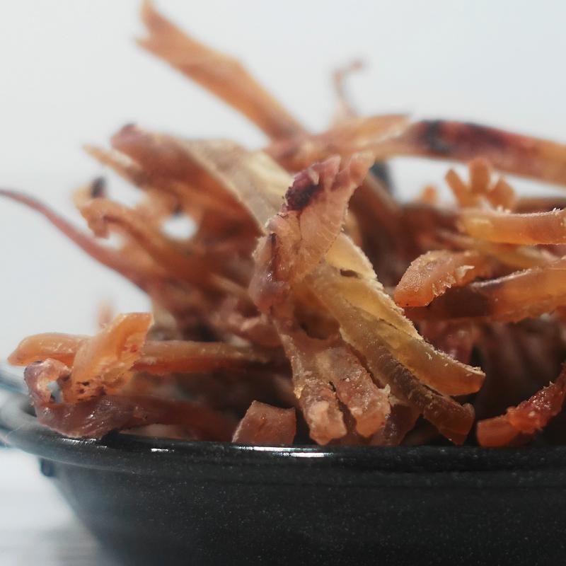 꾸이오징어 촉이꽃징어 200g